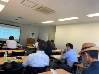 7/19・26 東京 最新版「安否確認システム」セミナー2019を開催致しました。