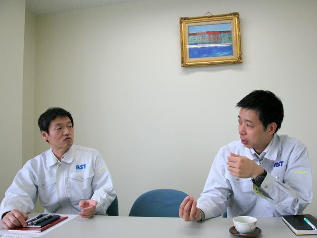 アストラックス様インタビュー2