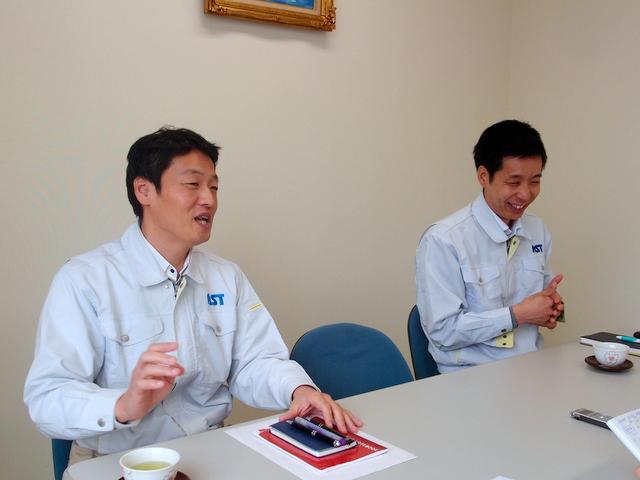 アストラックス様インタビュー4
